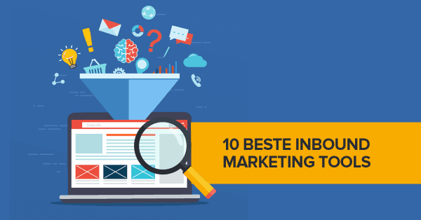 10 beste inbound marketing tools