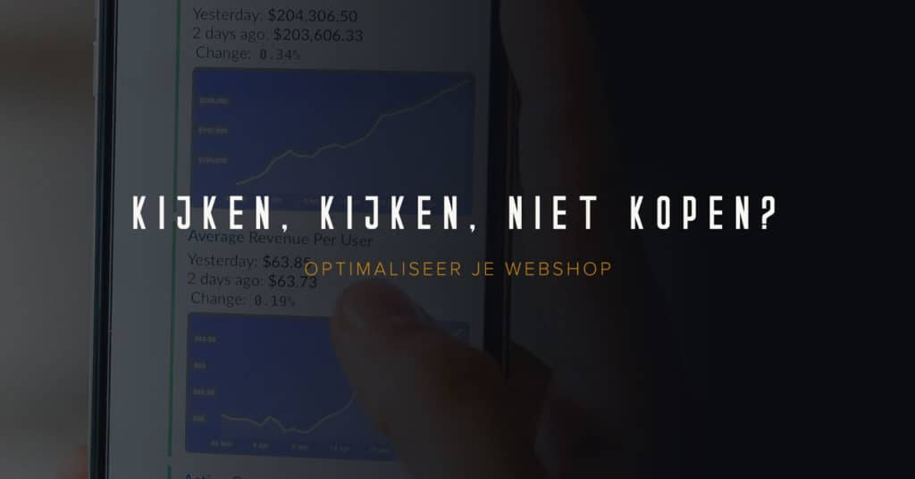 webshop optimaliseren