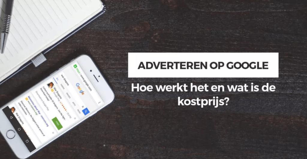 Adverteren met Google Ads