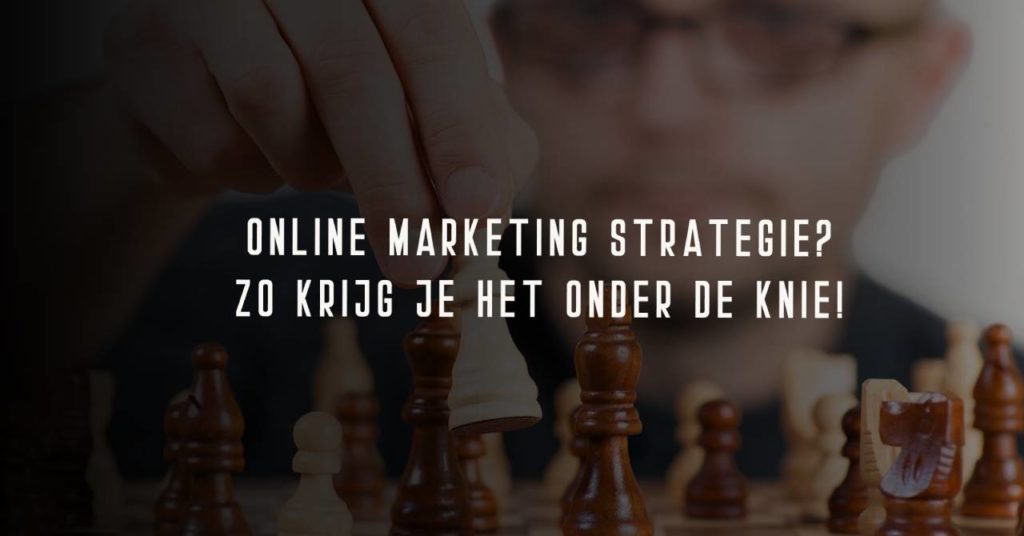 ONLINE MARKETING STRATEGIE