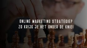 Online marketingplan? Zo maak je dat!