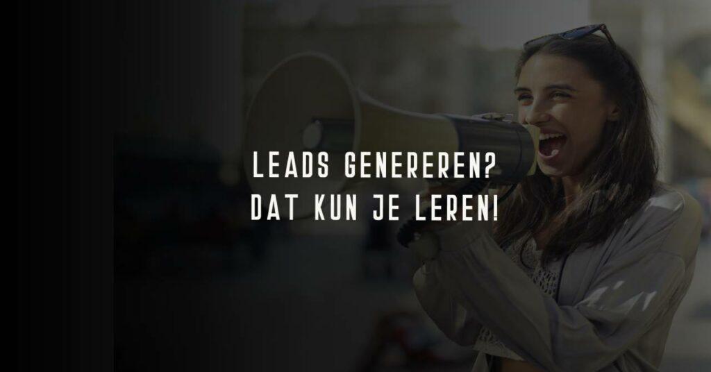 lead generation - zo werkt het - smartdata agency