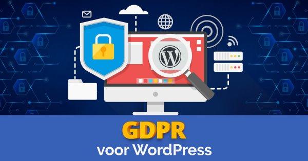 GDPR voor WordPress