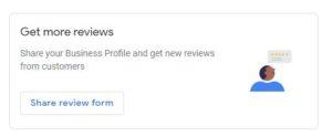 Review op Google Bedrijfsmanager