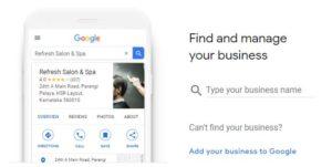 Google Mijn bedrijf aanmelden en claimen