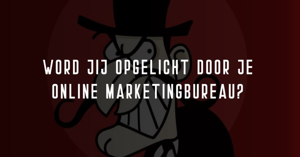 ONLINE MARKETINGBUREAUS SELECTEREN