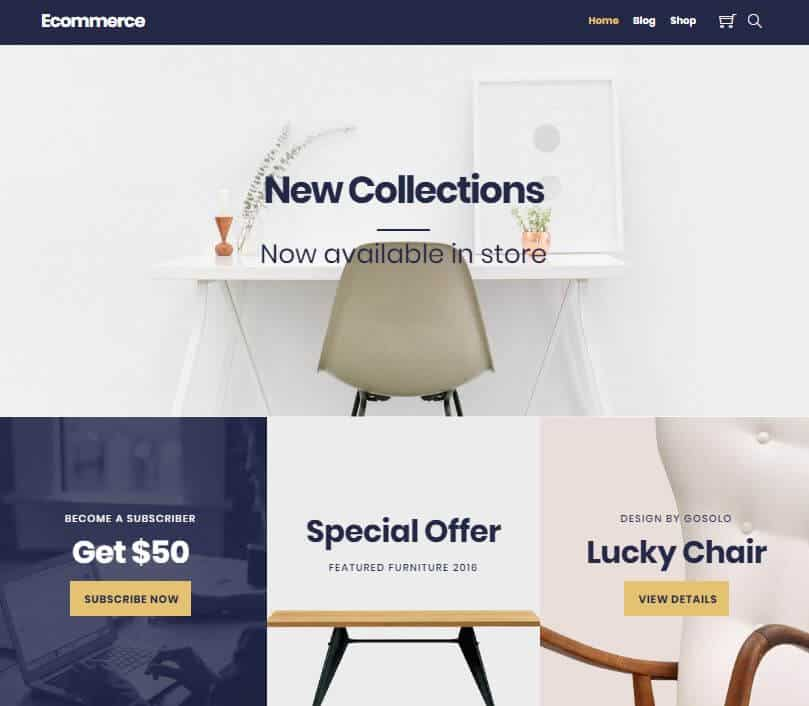 Ultra, nr 5 van de WooCommerce themes