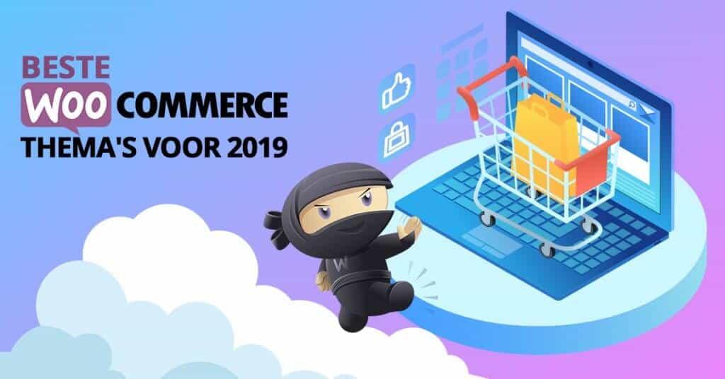 Woocommerce thema's 2019