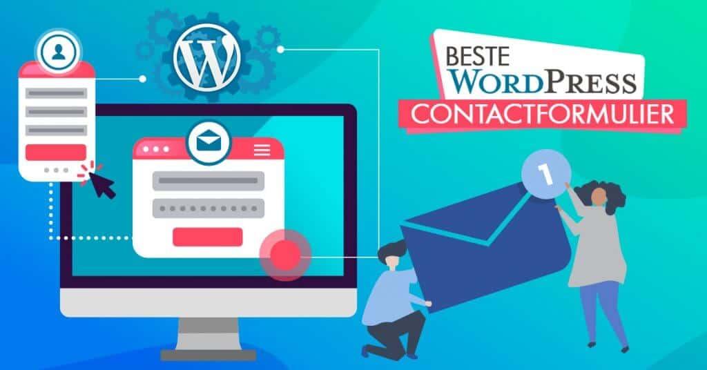 wordpress contactformulier