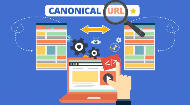 Hoe helpt een canonical URL tegen duplicate content?
