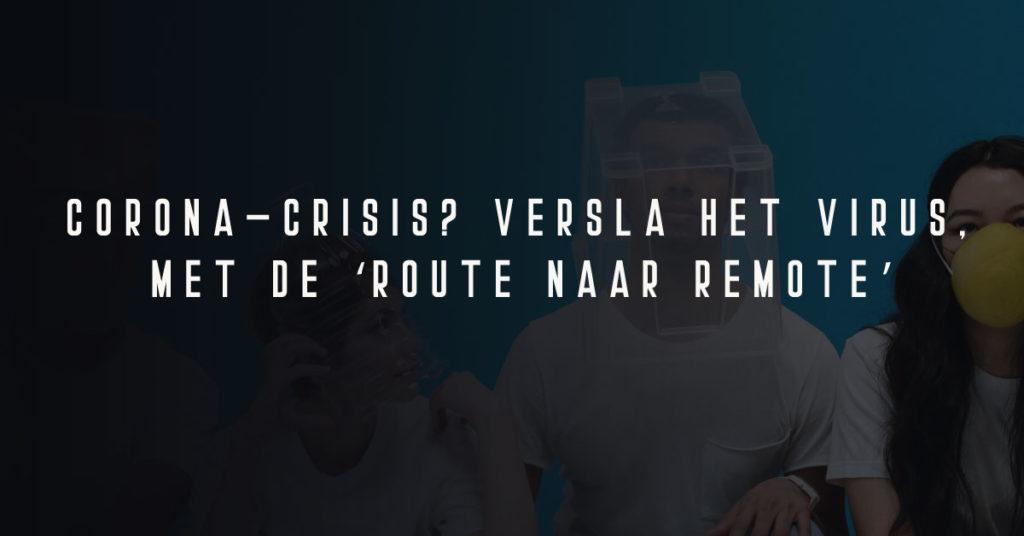 SmartData Agency - corona-crisis - remote working
