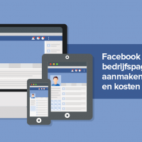 Facebook bedrijfspagina aanmaken, verwijderen en kosten