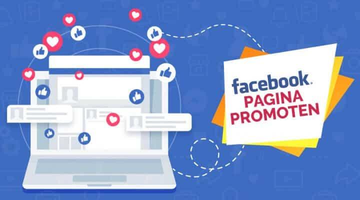 Je Facebook pagina promoten zonder geld uit te geven