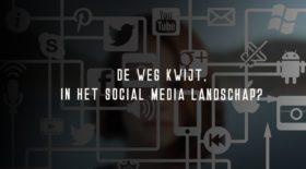 Social Media Marketing – ben jij ook de weg kwijt?