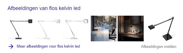 Google afbeeldingen flos kelvin led