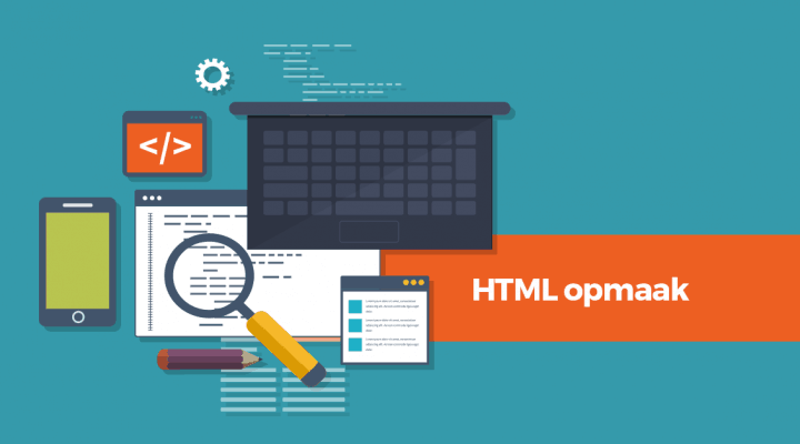 HTML opmaak