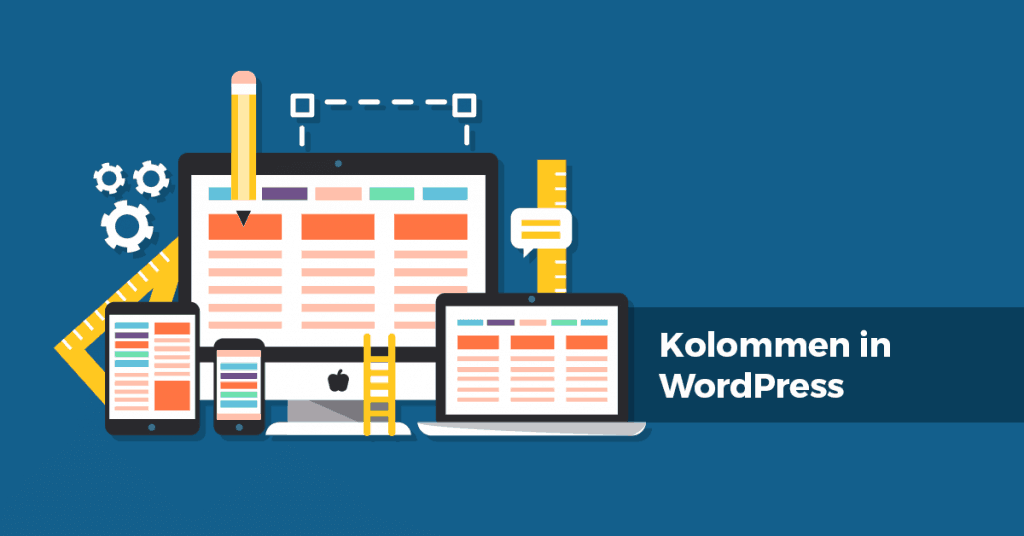 Kolommen in WordPress