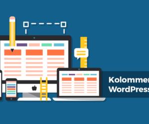 Kolommen in WordPress