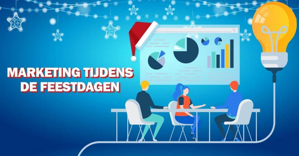 marketing tijdens de feestdagen