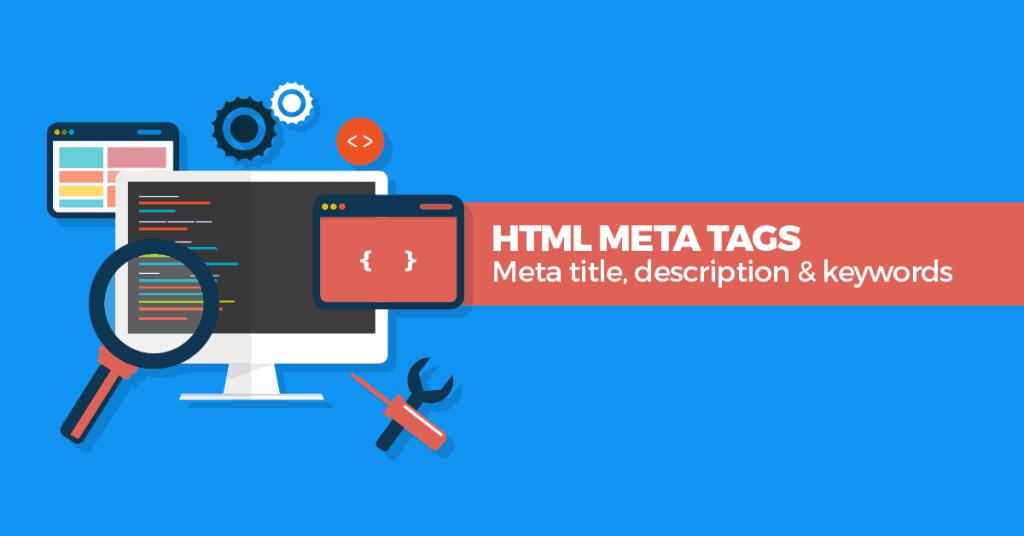 Meta title description keywords