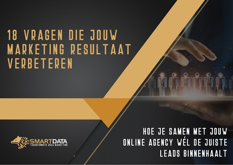 online marketing resultaat - ebook - SmartDataAgency