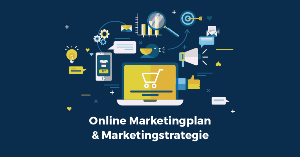 online marketingplan & online marketingstrategie