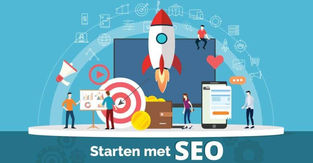 Starten met SEO zoekmachine optimalisatie