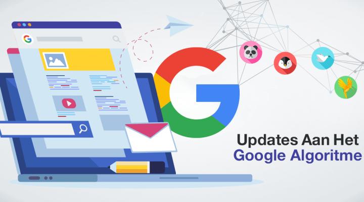 Updates aan het Google Algoritme