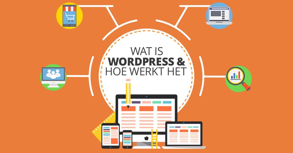 Wat is WordPress & hoe werkt WordPress