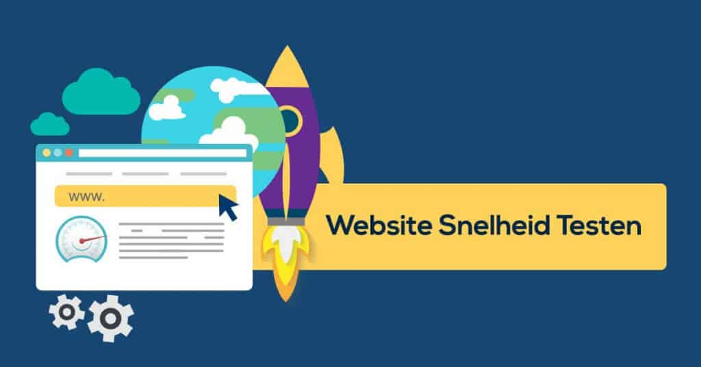 snelheid website testen