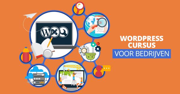 WordPress cursus voor bedrijven