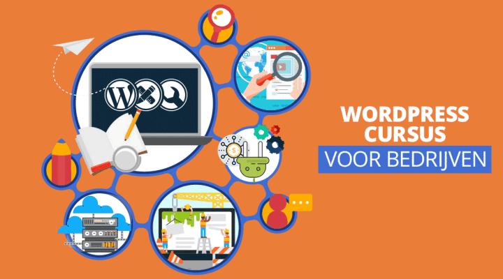 WordPress Cursus – Bouw en onderhoud je eigen WordPress website